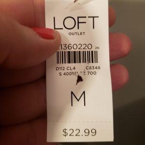 LOFT Tops - 5 / $10 Loft cami
